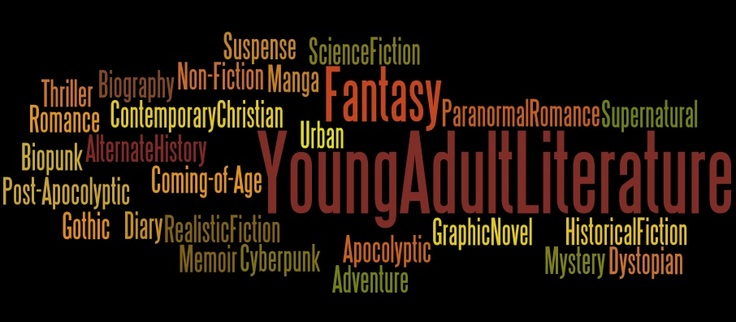 Image result for ya genres""